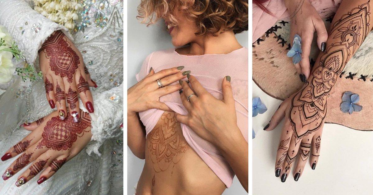 tattoo henné
