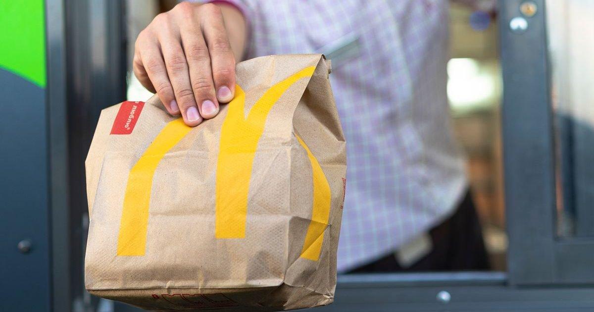 shutterstock 1457258276 0 e1597078452806.jpg?resize=412,232 - McDonald's : Que peut-on commander de sain et peu calorique ?