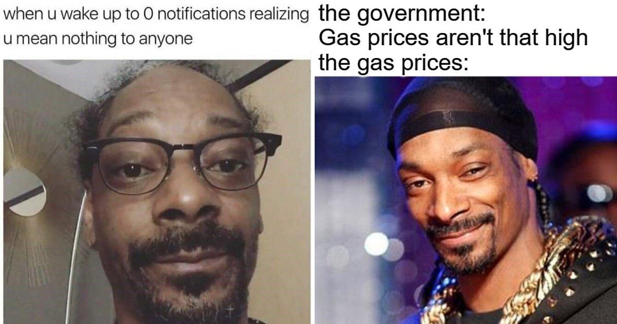 snopp dogg memes.jpg?resize=412,232 - 10 Stellar Snoop Dogg Memes Guaranteed To Light Up That Smile