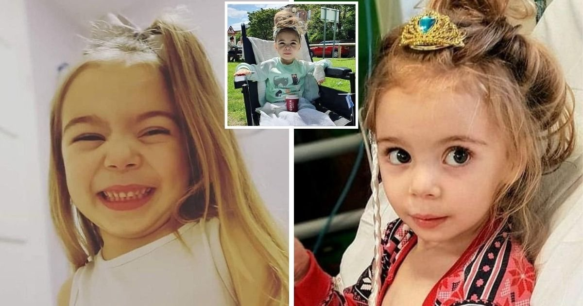 thalia6.jpg?resize=412,232 - 5-Year-Old Girl Who Was Diagnosed With Rare Condition Passed Away While Waiting For An Organ Donor