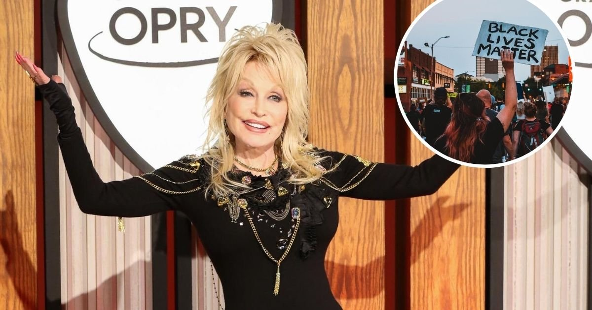 untitled des3ign 1.jpg?resize=412,232 - Apolitical Dolly Parton Breaks Silence As She Voices Support For BLM Movement