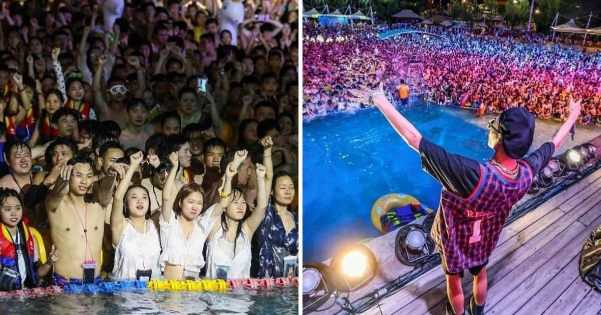 untitled design 1 15.jpg?resize=1200,630 - Thousands Of Partygoers Cram Into Water Park In Wuhan