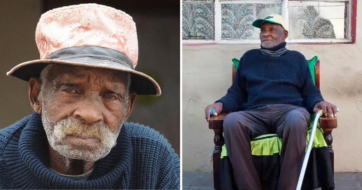 untitled design 1 20.jpg?resize=1200,630 - World's 'Oldest Man' Has Passed Away Months After His Birthday And His Search For Cigarettes