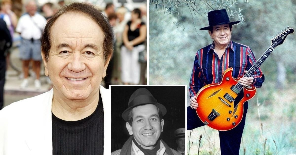 untitled design 14.jpg?resize=1200,630 - Singer And 'The Dirty Dozen' Actor Trini Lopez Has Passed Away
