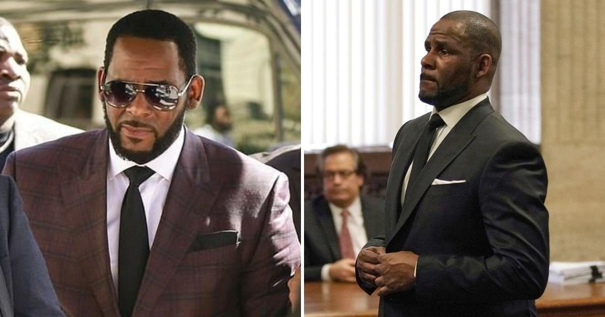 untitled design 34.jpg?resize=1200,630 - Singer R. Kelly Reportedly In Solitary Confinement After Being Attacked By Fellow Inmate