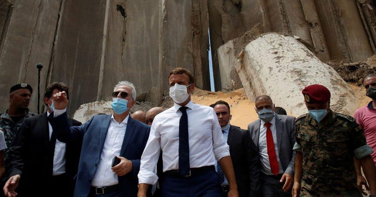 """0603698938567 web tete e1600307860422.jpg?resize=412,232 - La France """"regrette"""" que le Liban n'ait pas encore formé de gouvernement"""