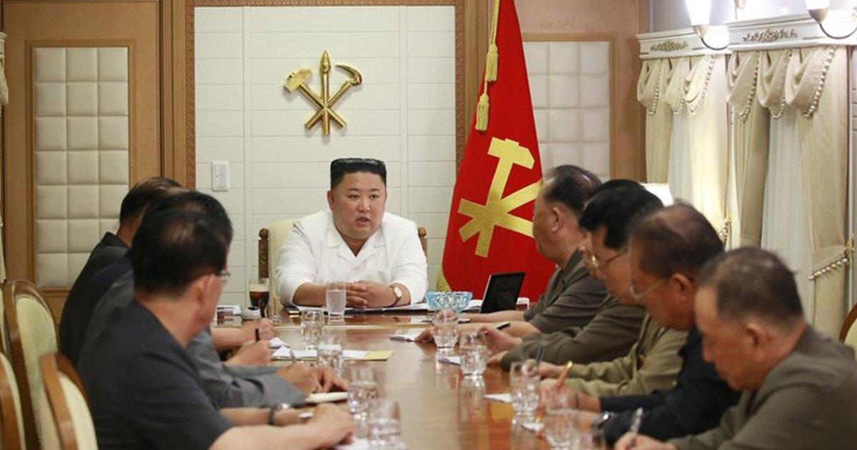 1 107.jpg?resize=1200,630 - Corea Del Norte Ejecuta A 5 Empleados De Ministerio Por Cuestionar A Kim Jong-un En Una Cena