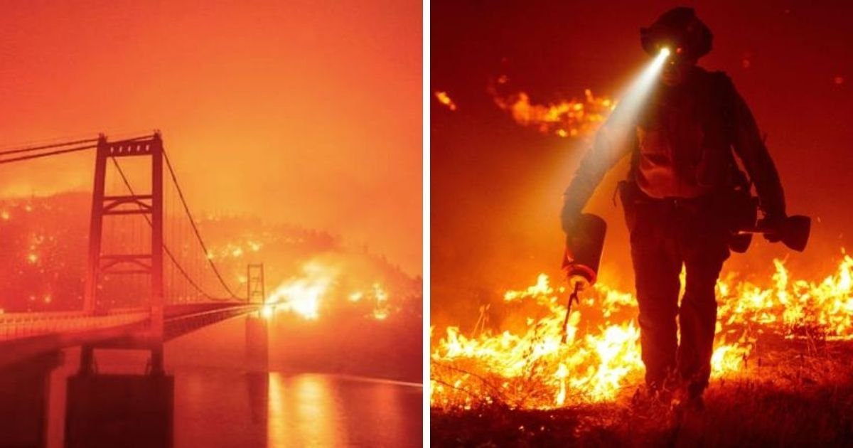 1 115.jpg?resize=1200,630 - Wildfire Casualty: At Least 15 People Have Been Killed In California, Oregon And Washington