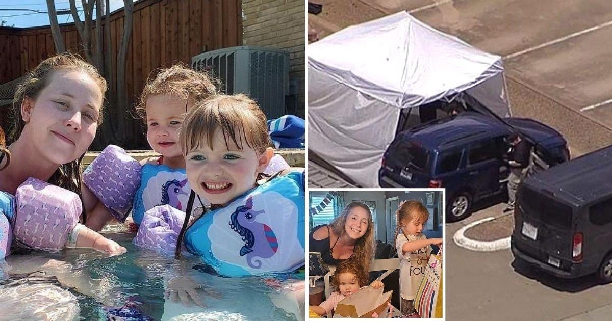 1 180.jpg?resize=412,232 - Madre Y Sus Hijas (De 2 y 4 Años) Fueron Encontradas Sin Vida Dentro De Un Auto En  Un Estacionamiento