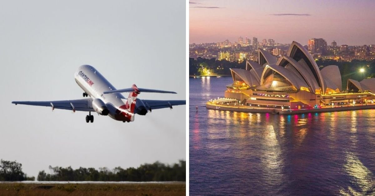 1 187.jpg?resize=1200,630 - Qantas Airline Launches Seven-Hour Flights To Nowhere For About $3,000