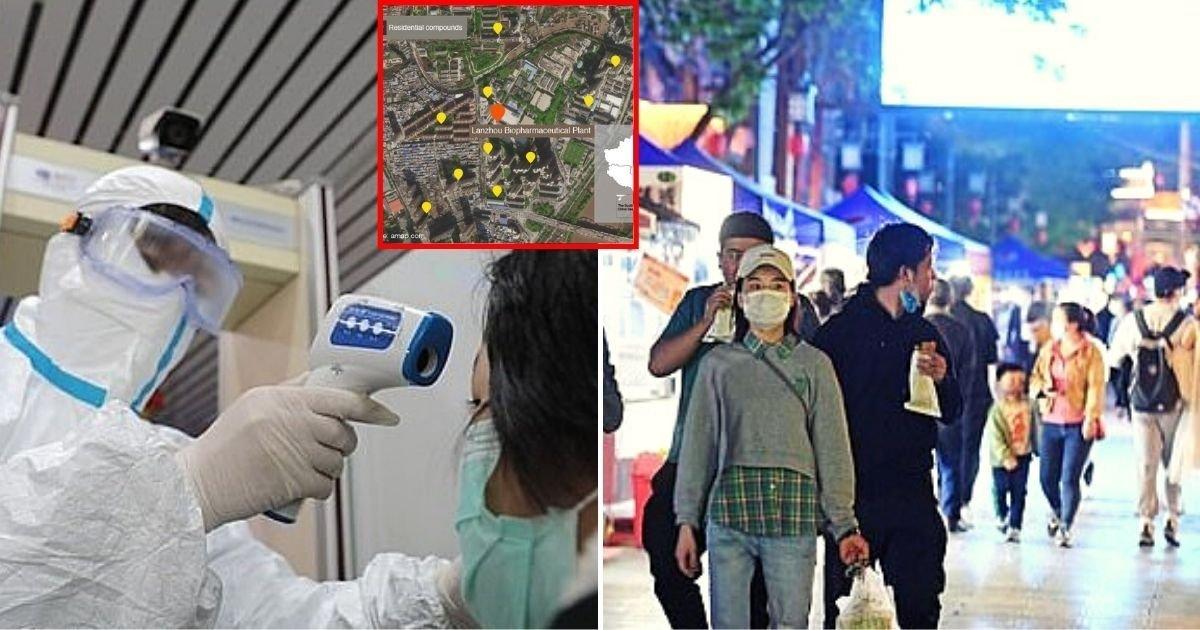 1 195.jpg?resize=412,232 - Brote Bacteriano Infectó A Miles De Personas Luego De Una Fuga En Un Laboratorio De Vacunas En China