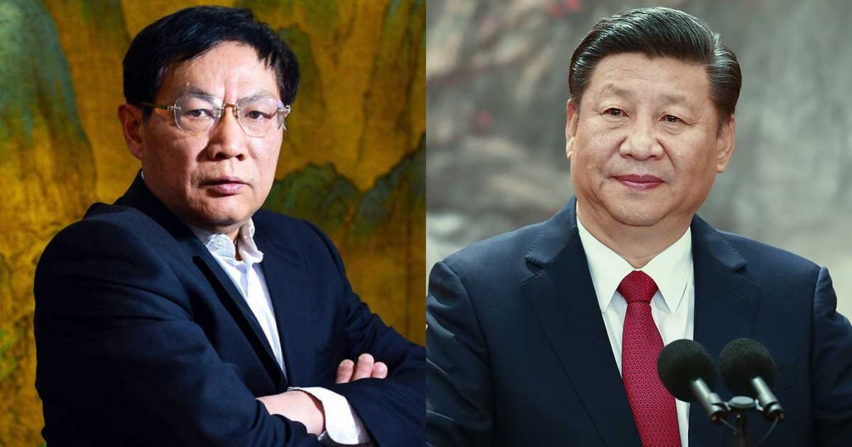 1 203.jpg?resize=1200,630 - China Jails Influential Tycoon For 18 Years After Criticizing Xi Jinping
