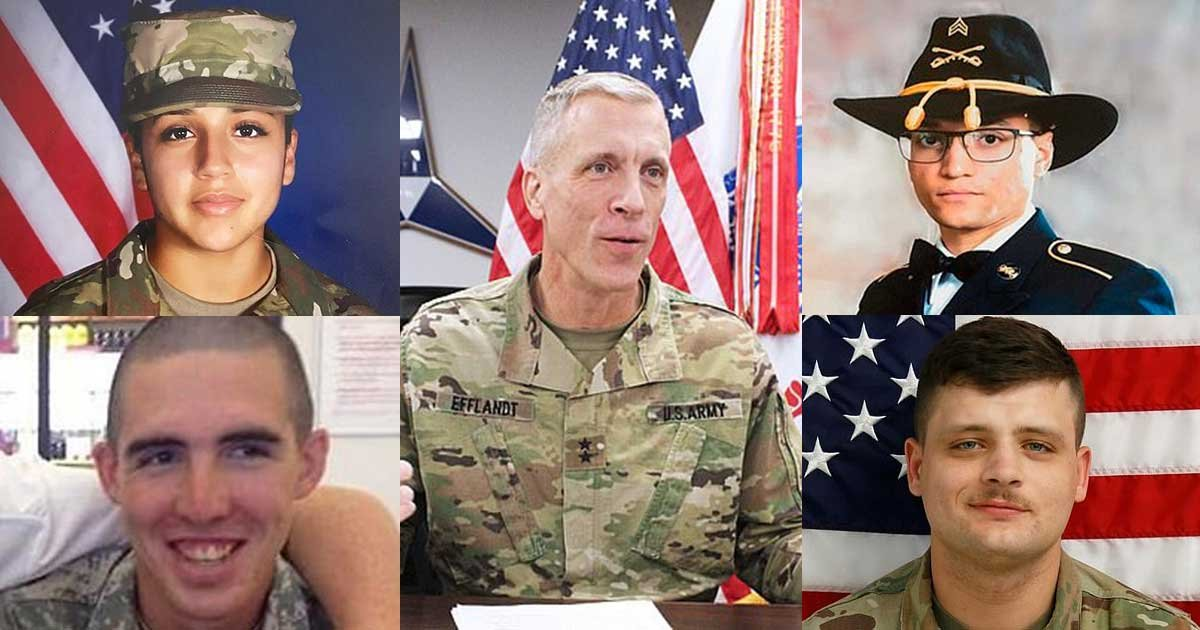 1 22.jpg?resize=1200,630 - Fort Hood Commander Replaced Following String Of Deaths And Disappearances Of 15 Soldiers