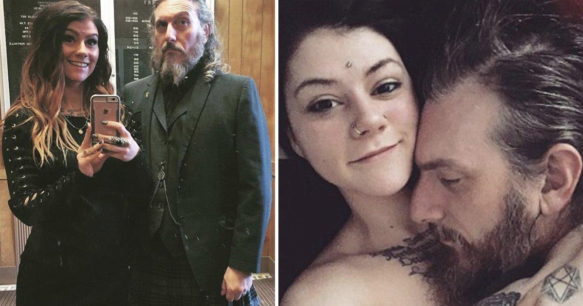 1 240.jpg?resize=412,232 - Hombre De 50 Años Y Su Novia De 24 años Demuestan Que La Edad No Es Una Barrera Cuando El Amor Es Real