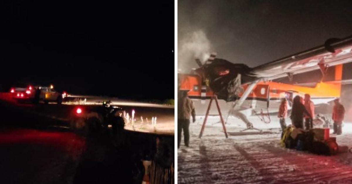 1 28.jpg?resize=1200,630 - Alaska Residents Used Their Car Headlights To Land A Medevac Plane As The Runway Lights Failed