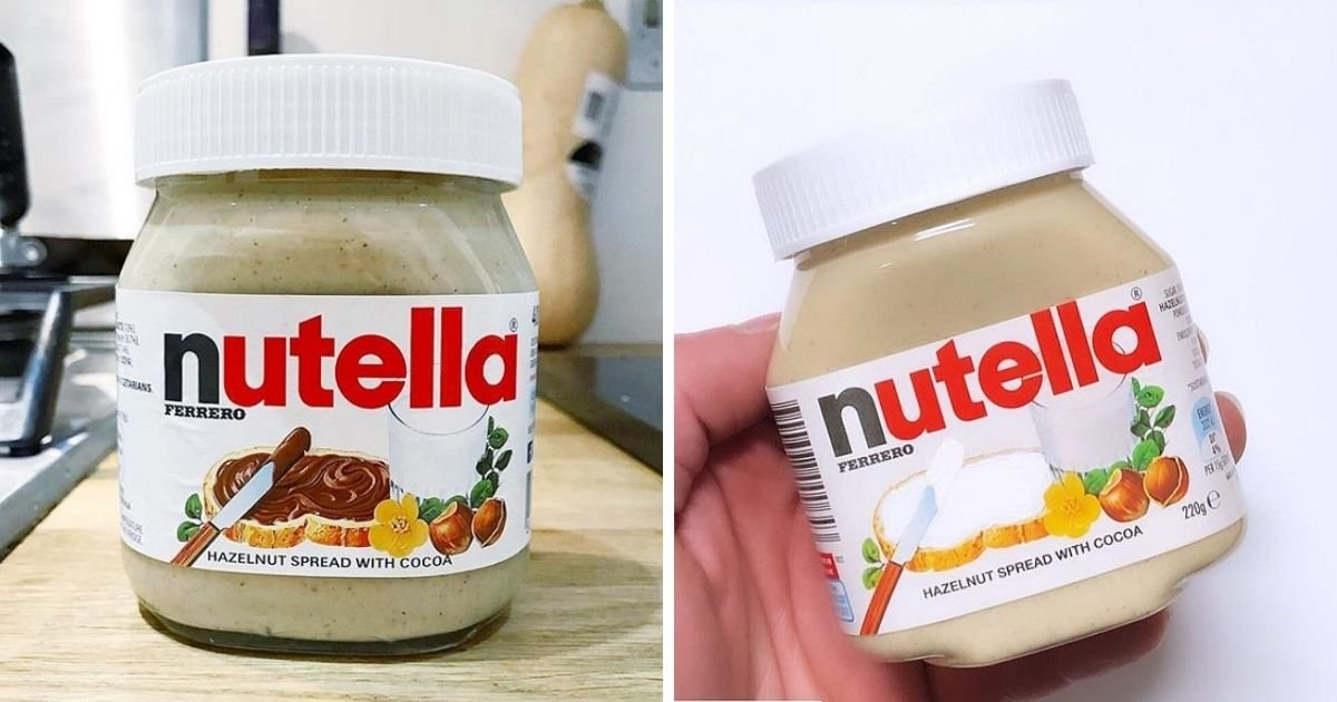 1 288.jpg?resize=412,232 - Someone Made A White Chocolate Nutella And People Are Going Crazy Over It
