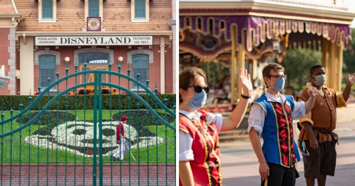 1 290.jpg?resize=1200,630 - Disney Is Laying Off 28,000 U.S Employees As Pandemic Hammers Its Theme Parks