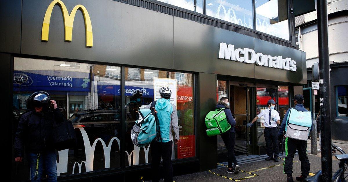 1 49.jpg?resize=1200,630 - McDonald's Podría Ser Demandado Por Millones De Dólares Al No Permitir Recesos Para Ir Al Baño A Su Personal