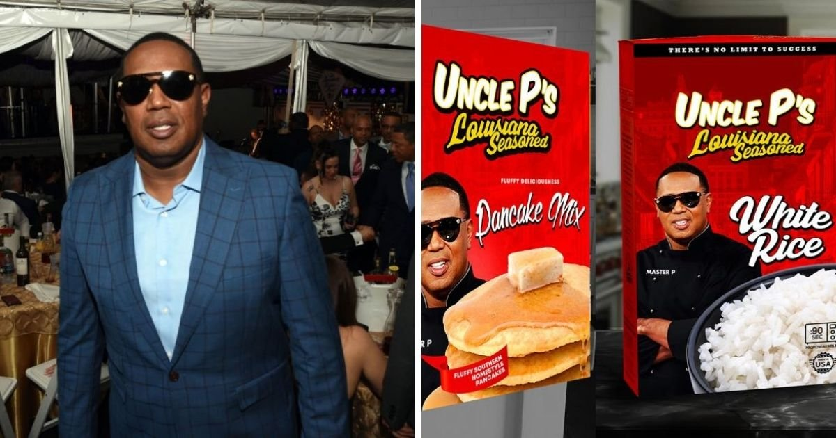 1 51.jpg?resize=1200,630 - Master P Launches New Food Brand To Replace Uncle Ben's & Aunt Jemima