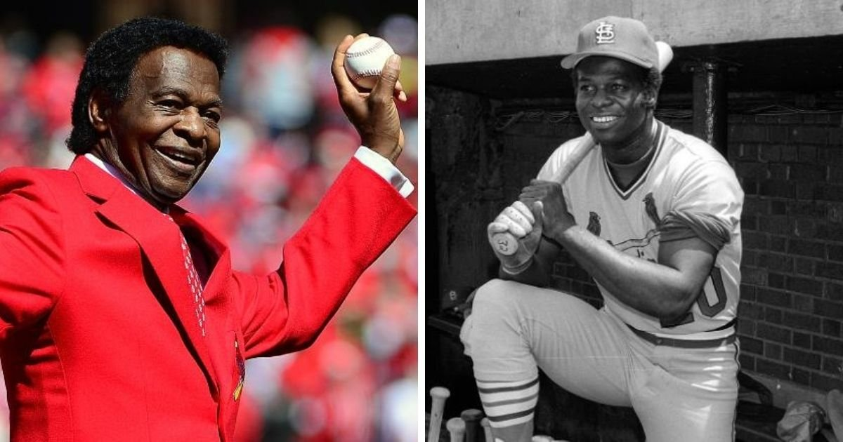 1 64.jpg?resize=1200,630 - Hall of Fame Baseball Player Lou Brock Dies At 81