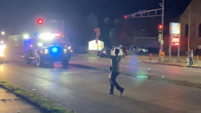teen gunman shot