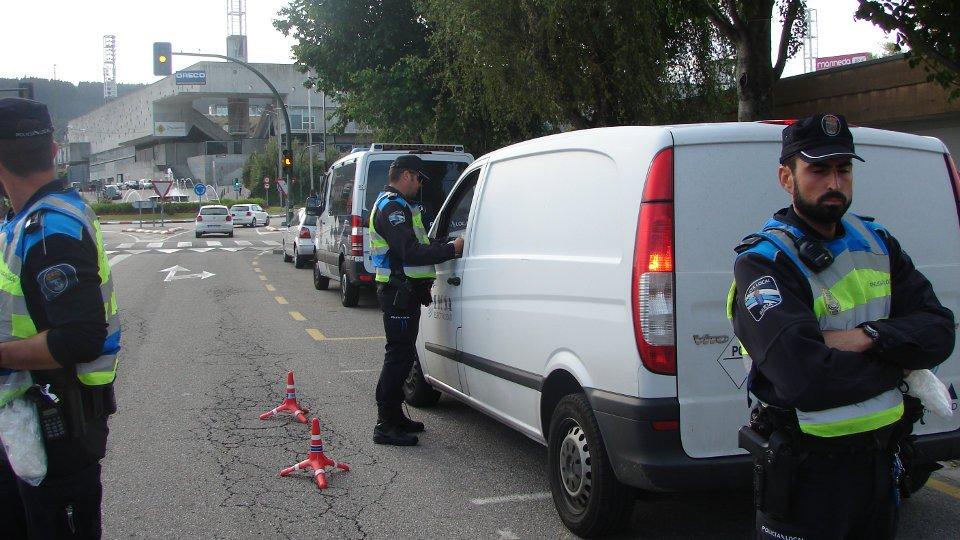 La Policía Local inicia una campaña especial de alcohol y drogas