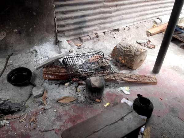 Un hombre alcoholizado intentó quemar su casa con sus hijos dentro en Salvador Mazza