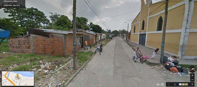 google maps murders