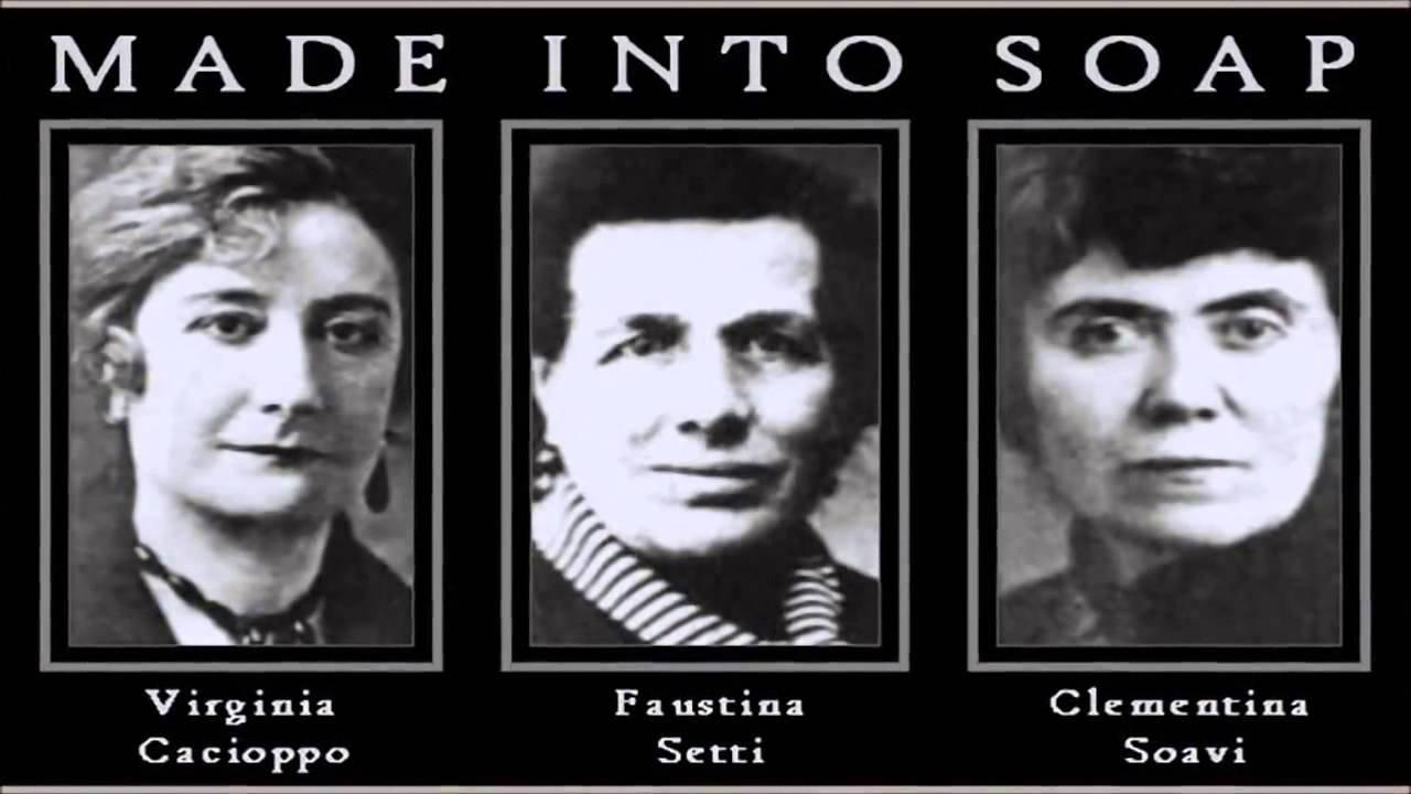 Leonarda Cianciulli: LA JABONERA DE CORREGGIO - YouTube