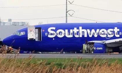 Southwest Airlines cancela un centenar de vuelos en el marco de las inspecciones de motores