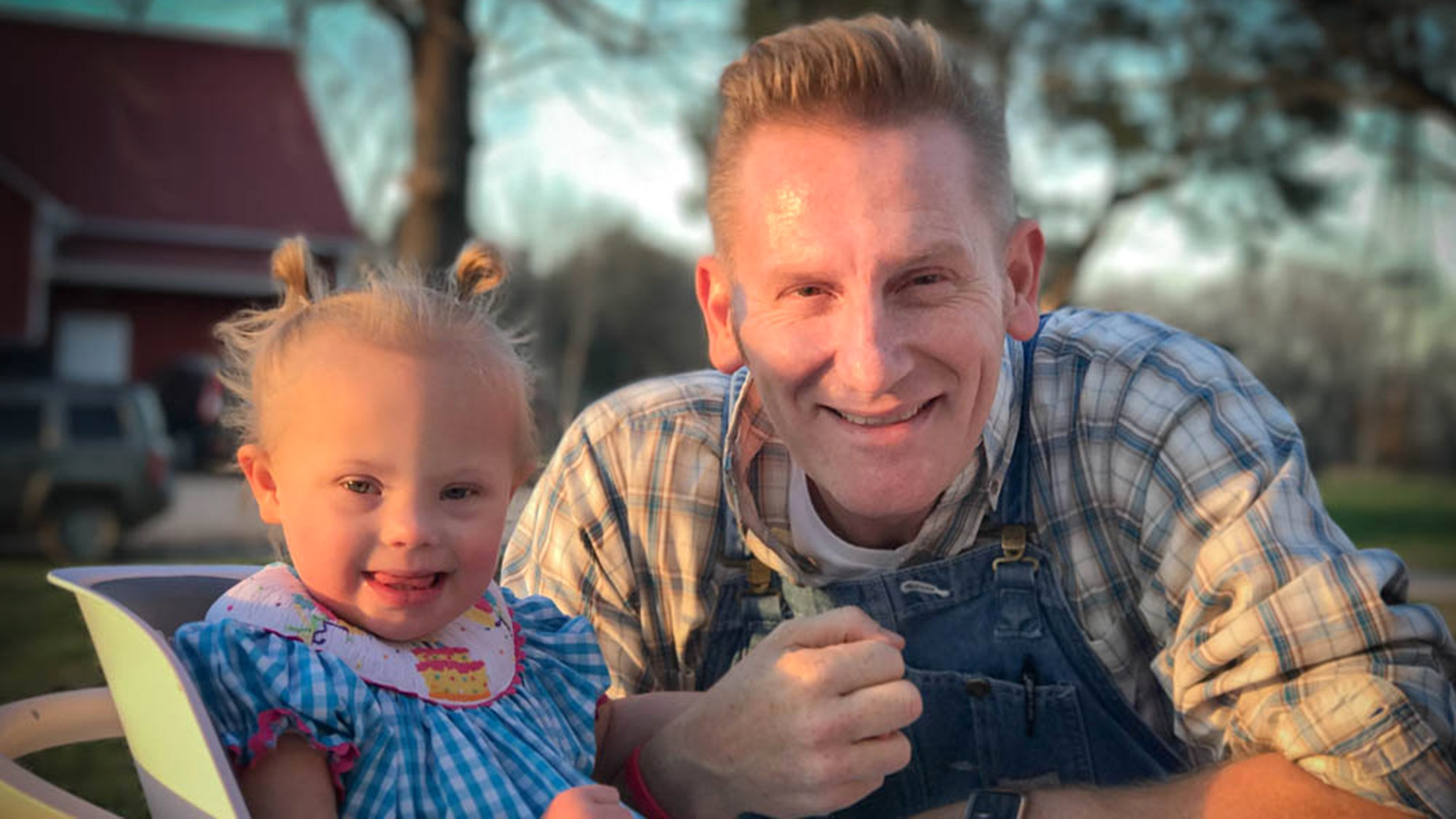 Rory Feek gives daughter Indy the gift of music a year after Joey