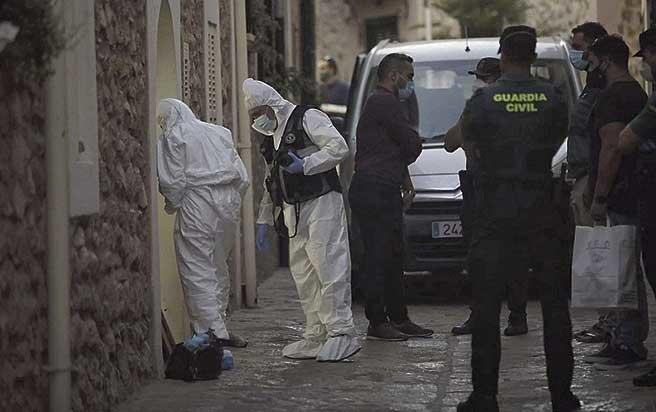 Hallan los cadáveres de un hombre y una mujer en una casa en Esporles (Mallorca) - Diario de Mallorca