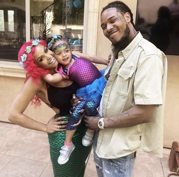 Fetty Wap & Masika Kalysha Celebrate Daughter