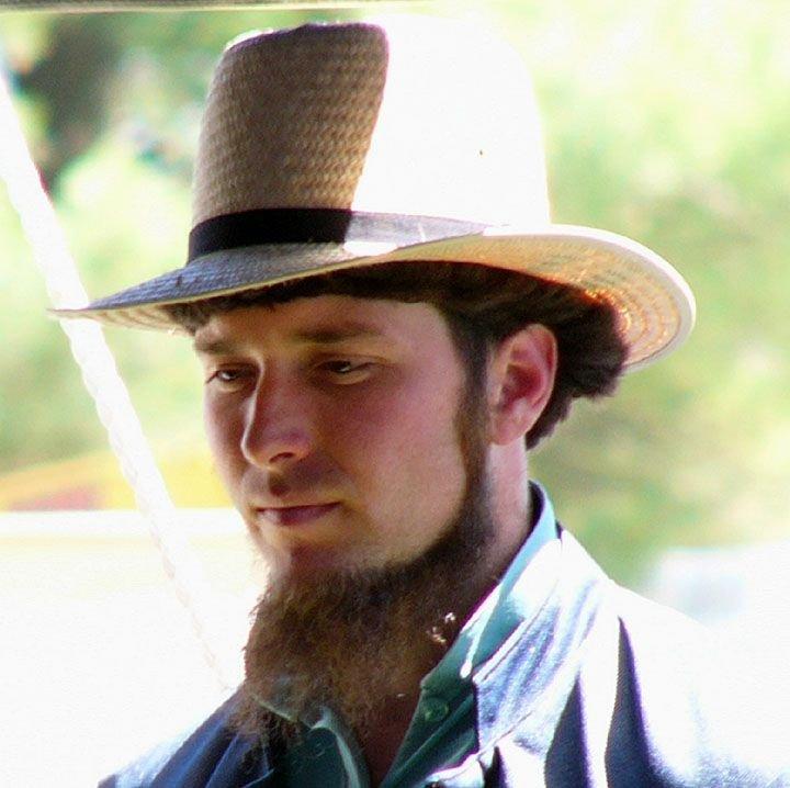 amish beards