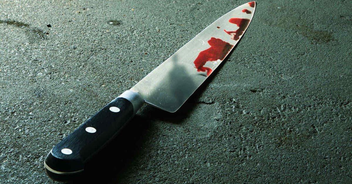 Cuchillo Sangre 2
