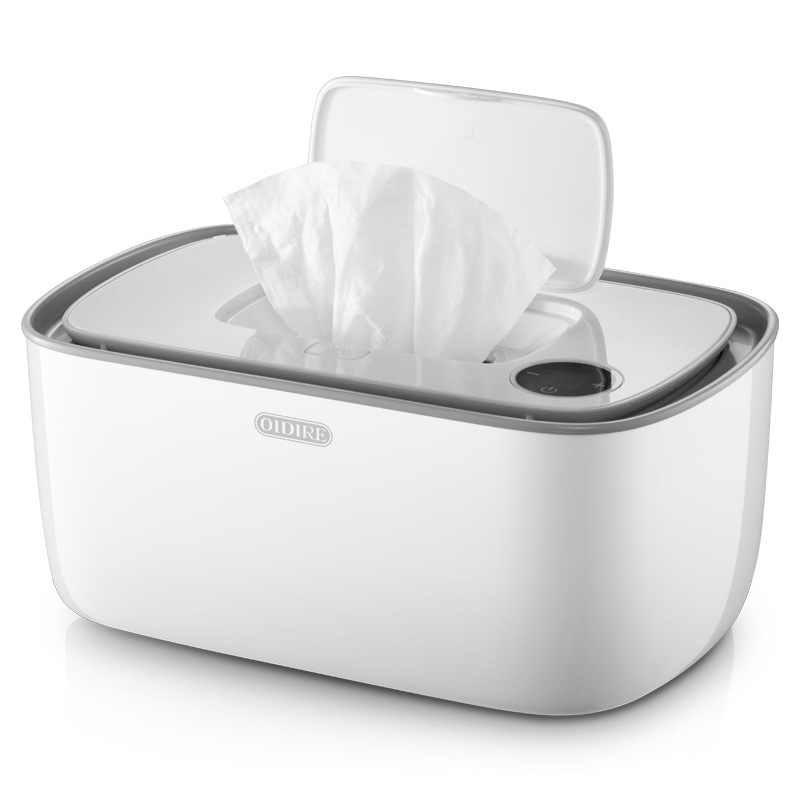 Calentador de toallas húmedas para bebés termostático para el hogar, caja  de calentamiento de toallas, dispensador de toallitas para bebés| | -  AliExpress