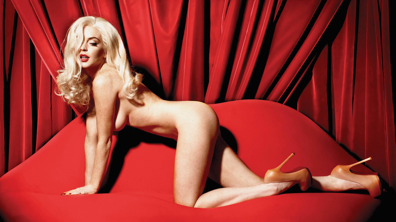 Lindsay Lohan nsfw