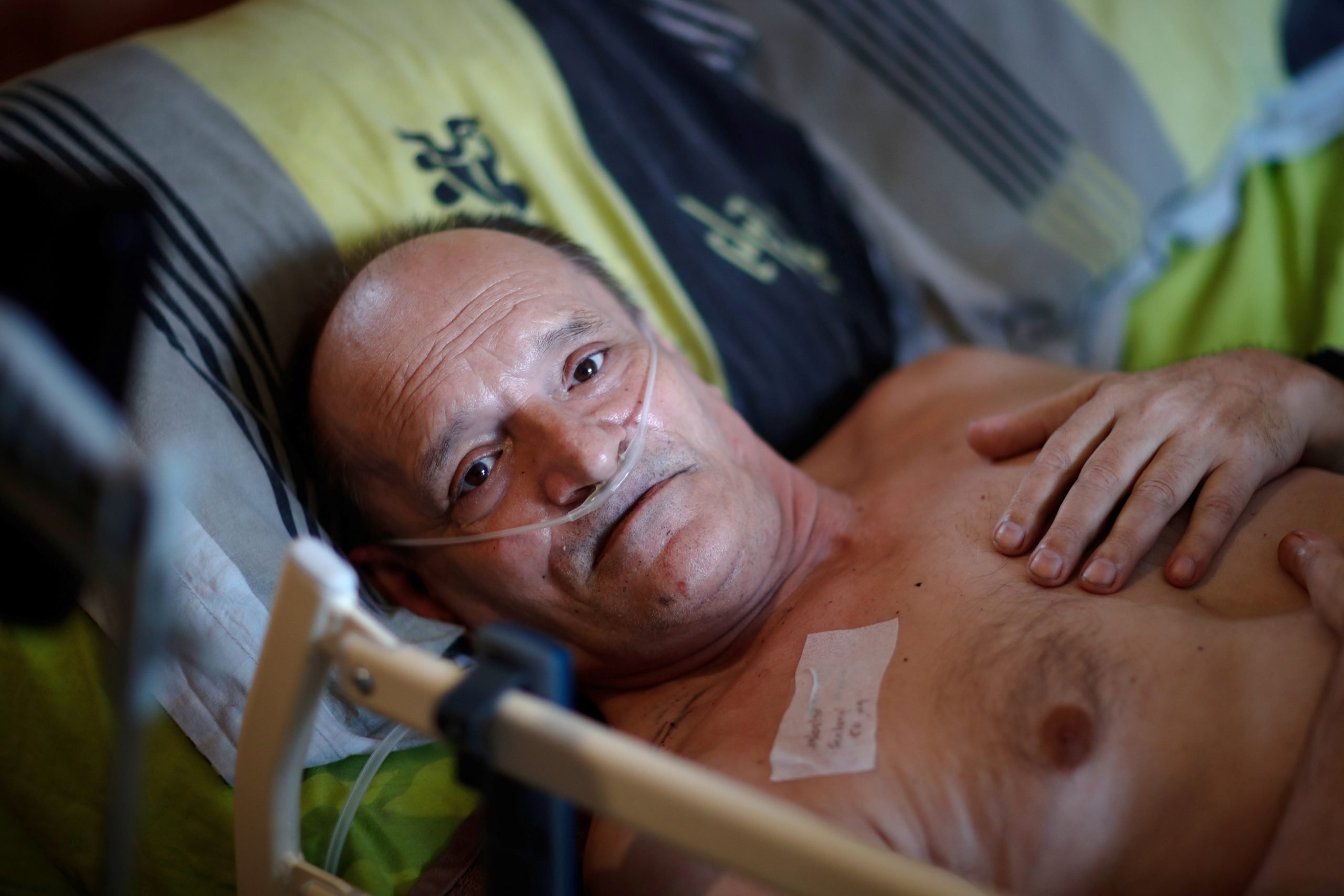 Alain Cocq, el hombre que fue bloqueado por Facebook por querer transmitir en vivo su muerte