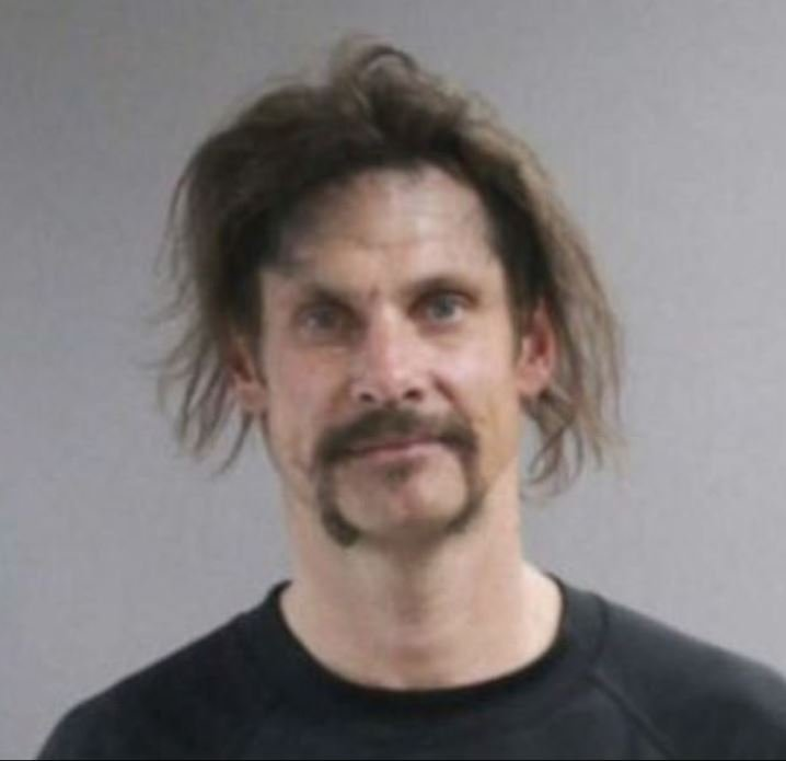 man arrested for allegedly setting wildfire