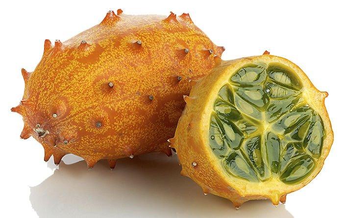 strangest fruits