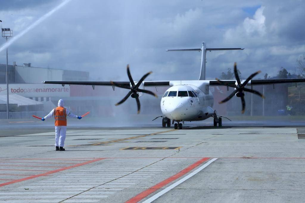 Así fue la reactivación del aeropuerto internacional José María Córdova | Publimetro Colombia