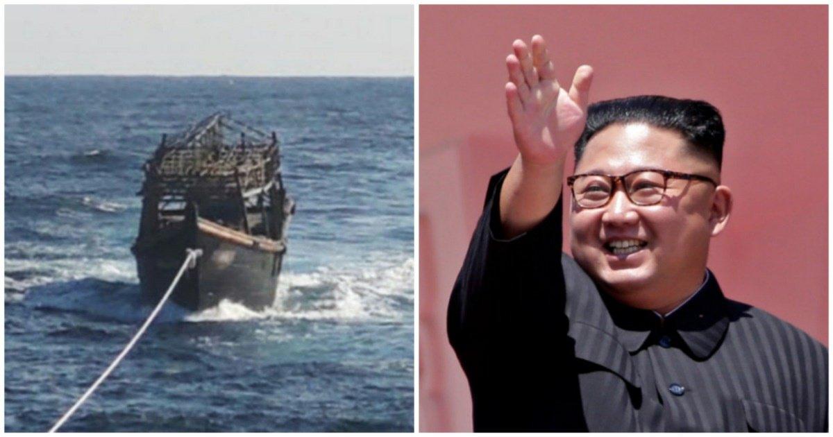 """4 73.jpg?resize=412,275 - """"북한, 실종 공무원 줄로 묶은 뒤, 물 속 에서 개처럼 끌고 다니다 사살했다.""""(영상)"""