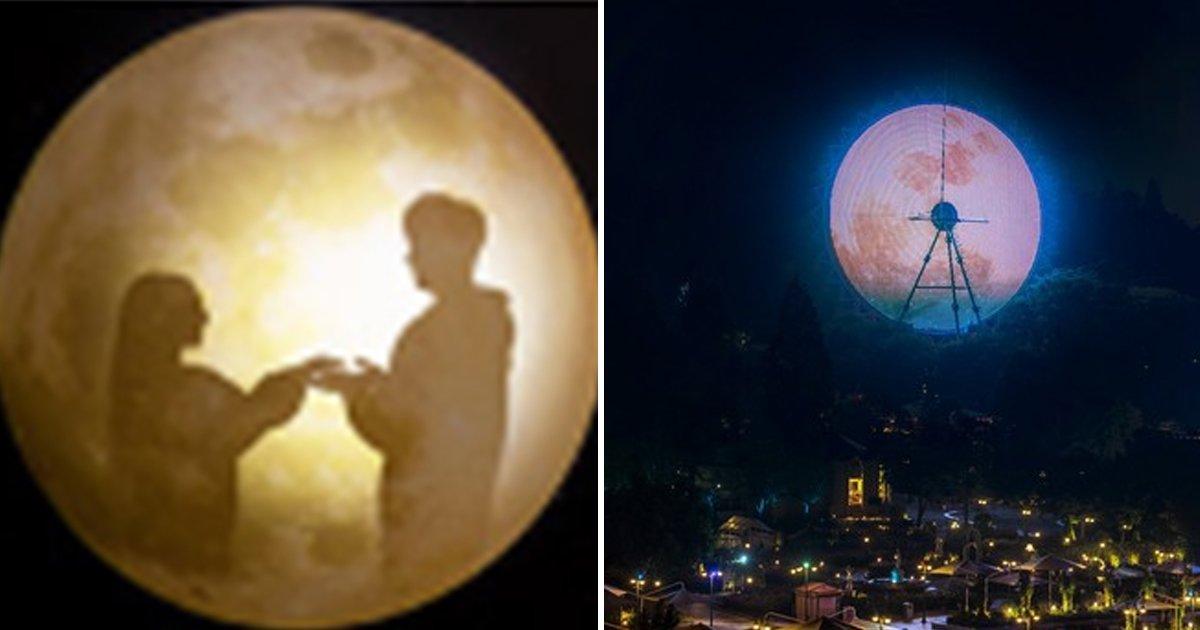 5 75.jpg?resize=412,275 - 오직 추석 연휴에만 '에버랜드'에 40m 초대형 보름달 뜬다