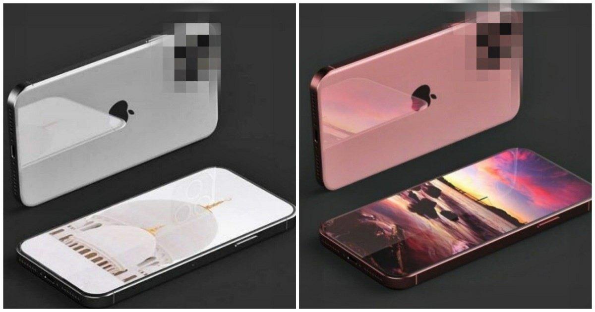 """7 9.jpg?resize=1200,630 - """"아이폰 12?? 너무 징그러워요;;""""... 후면사진 유출된 아이폰 12 '충격적인' 모습 드러냈다."""