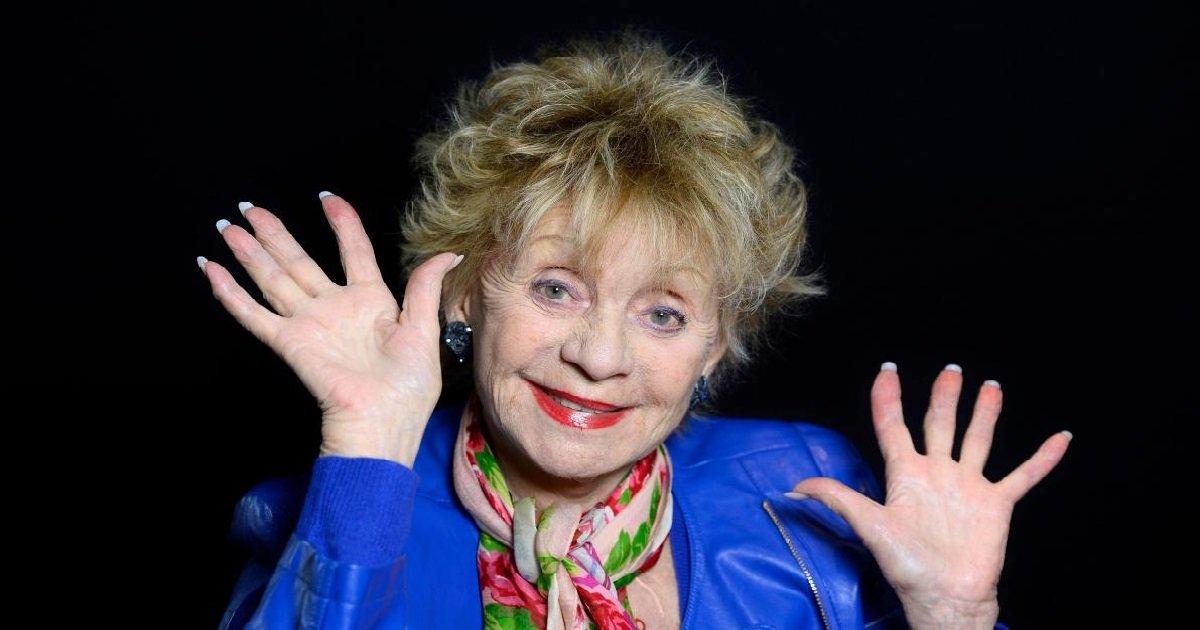 annie cordy.jpg?resize=412,232 - Décès: Annie Cordy vient de nous quitter à l'âge de 92 ans