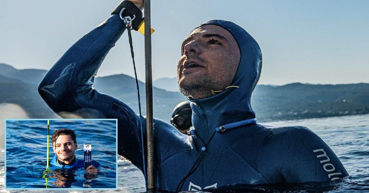 apne.jpg?resize=1200,630 - Le Grand Bleu: un français vient de battre le record du monde d'apnée