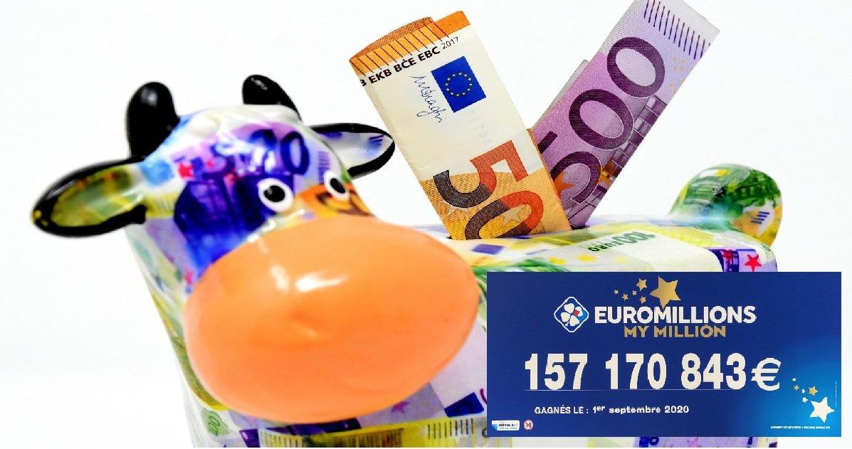 argent 1.jpg?resize=412,232 - Alsace: le couple qui a gagné 157 millions à l'Euromillions a de beaux projets