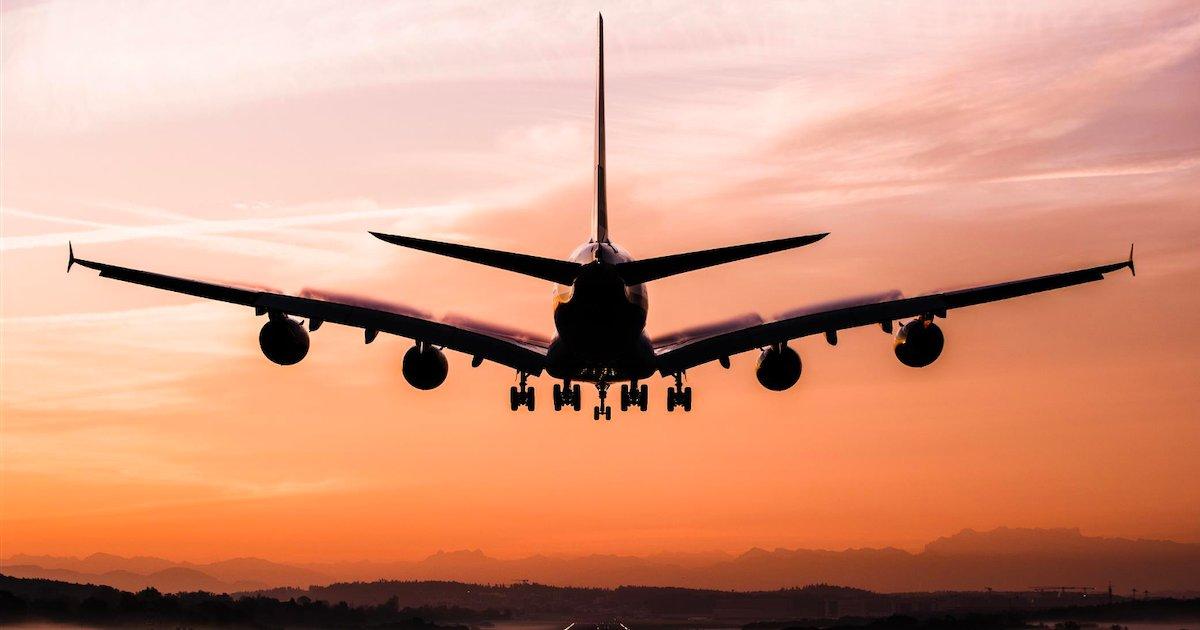 atterrissage.png?resize=1200,630 - Une compagnie aérienne japonaise a dû atterrir pour débarquer un passager anti-masque