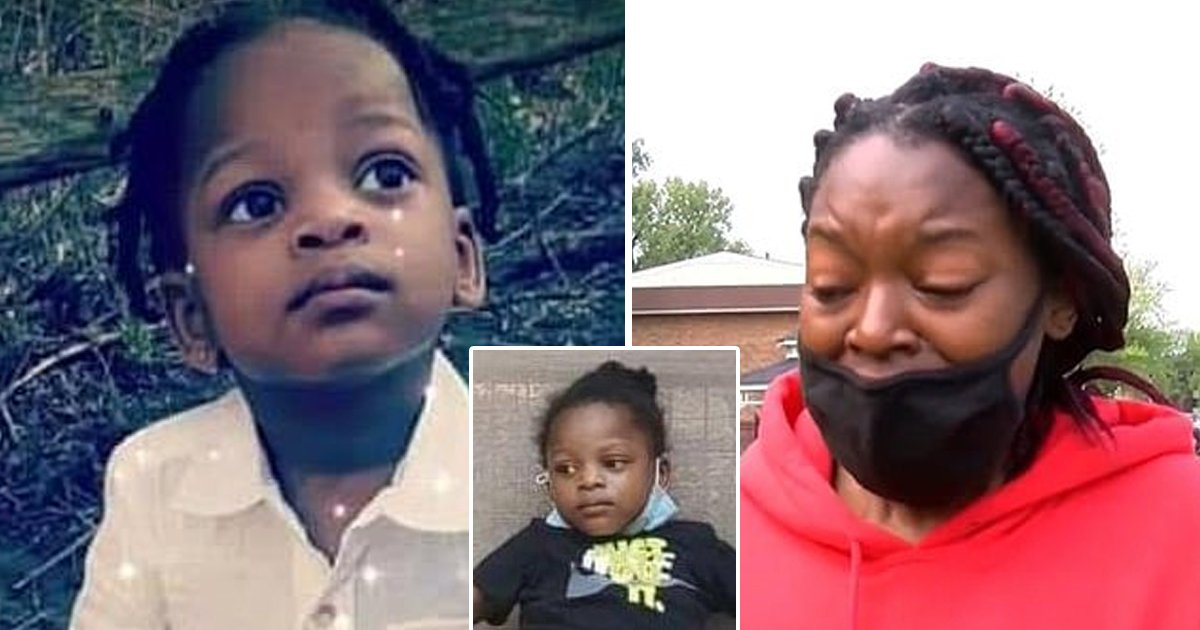 autistic boy.jpg?resize=412,232 - Three-Year-Old, Non-Verbal Autistic Boy Goes Missing in Toledo, Ohio