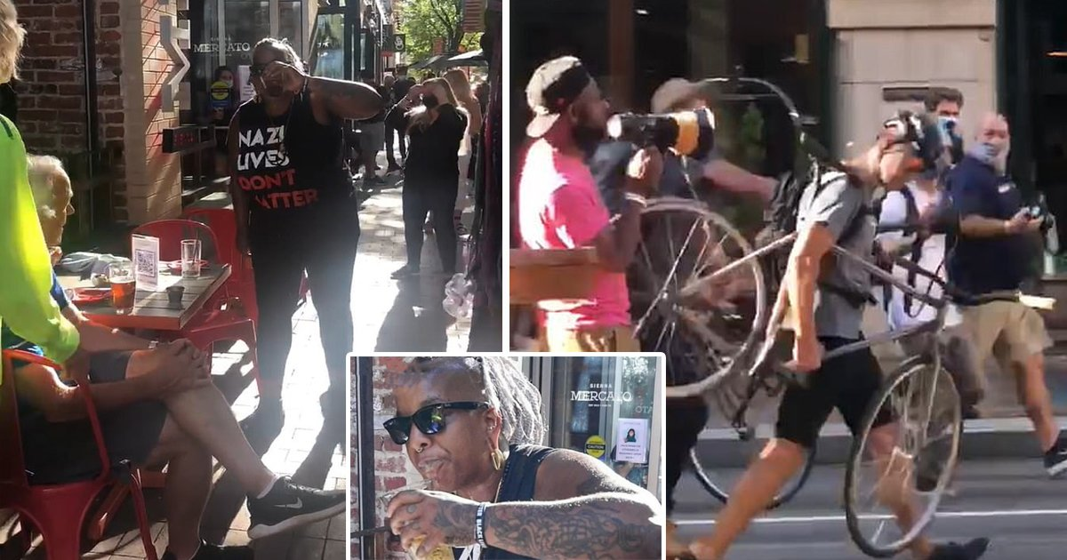 blm pro.jpg?resize=1200,630 - Three BLM Protesters Arrested for Harassing Diners and Disorderly Conduct at Pittsburgh Restaurant